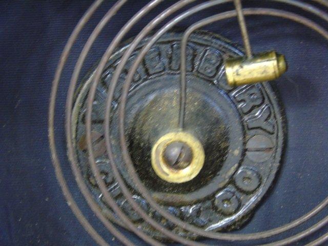 Three Antique Clocks Steeple, Porcelain & Congress - 2