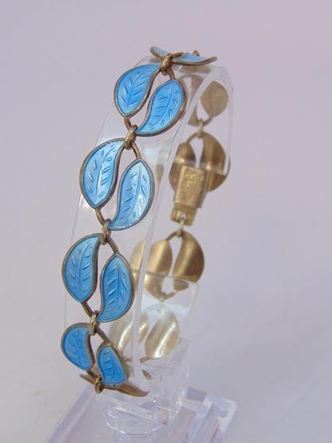 Tiffany & Co Hand Mirror - David Anderson Bracelet - 3