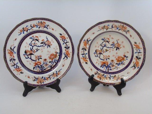 Large Table Setting Antique Spode Imari 145 - 4