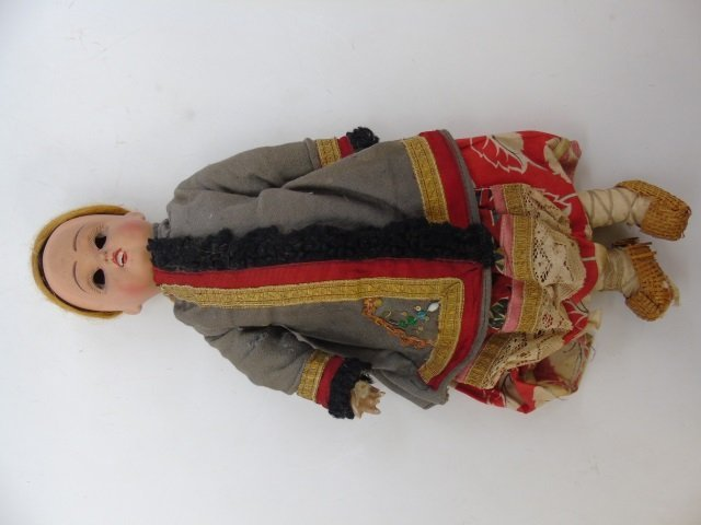 Antique & Vintage Group of German / French Dolls - 3