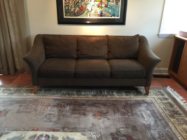 Contemporary Maurice Villency Upholstered Sofa - 2