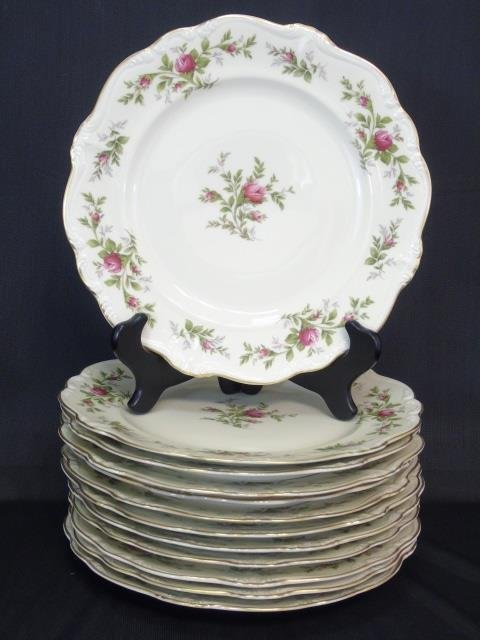 66 Piece Rosenthal Antoinette Porcelain Dinner Set - 3