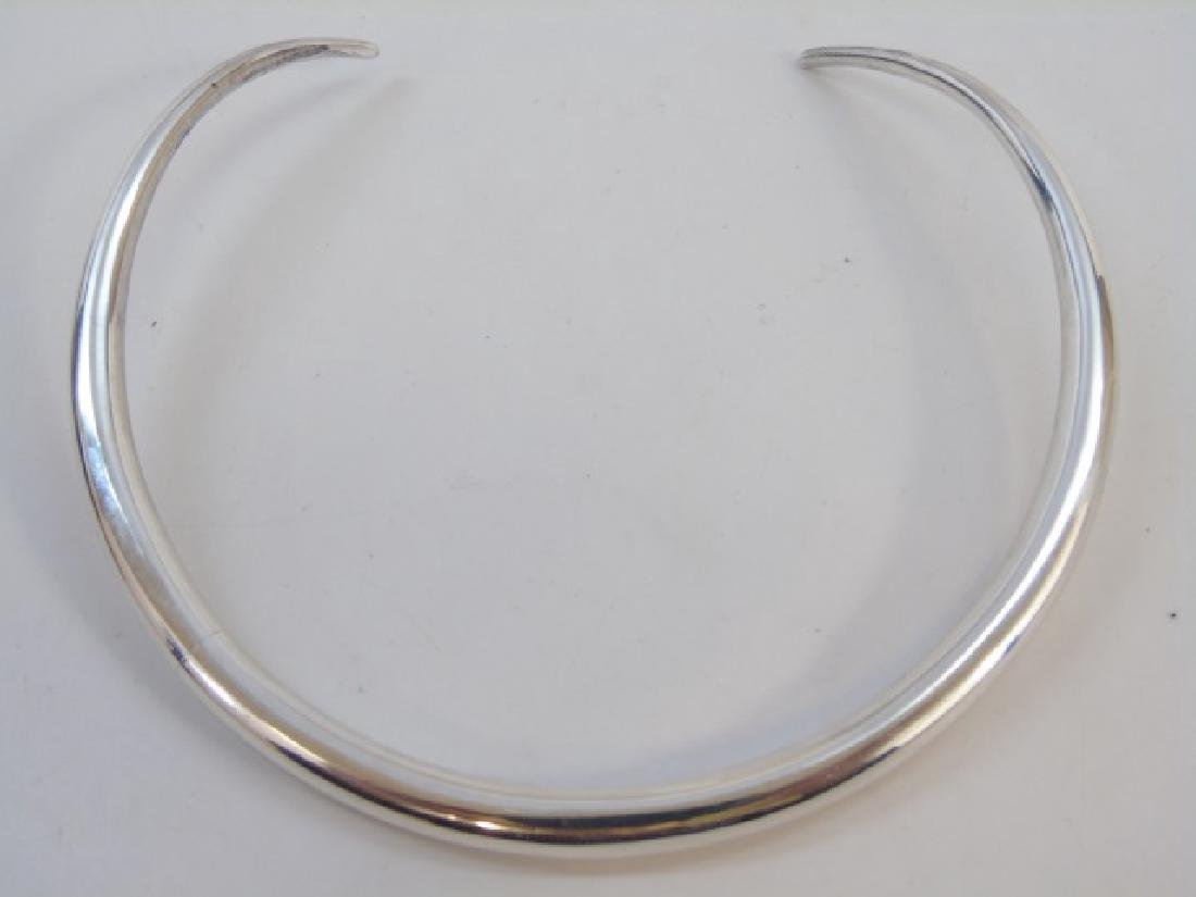 A F Rasmussens Sonner Sterling Silver Necklace