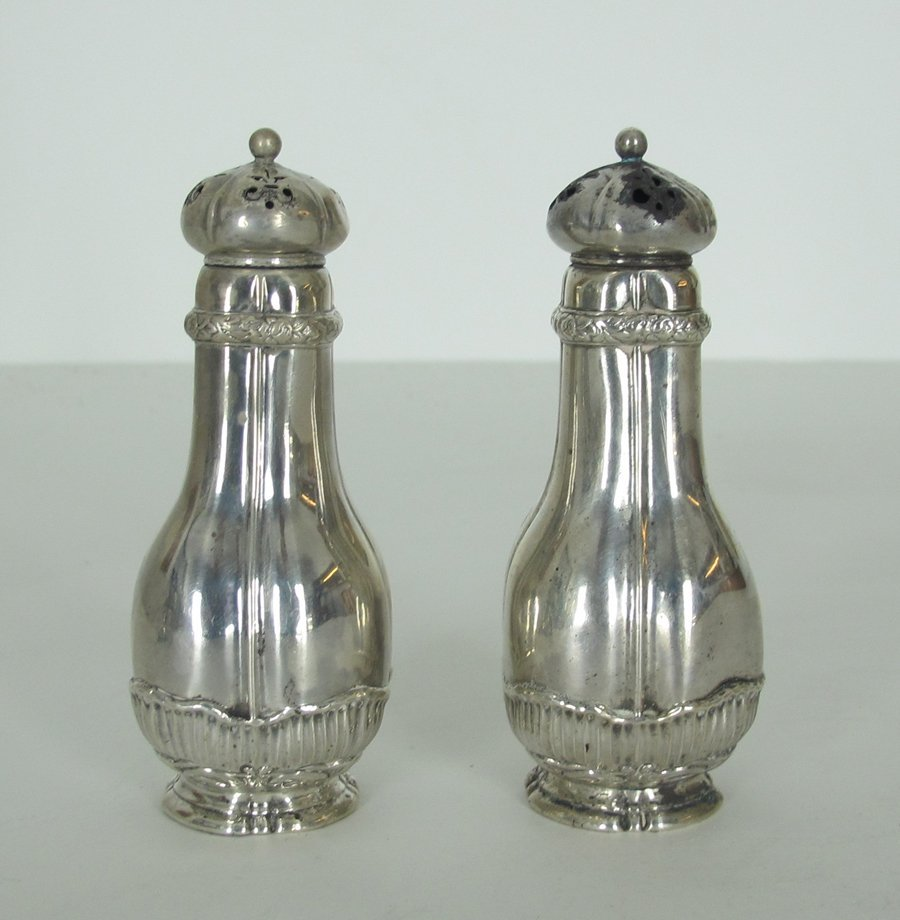 Gorham Sterling Silver Salt & Pepper Shakers