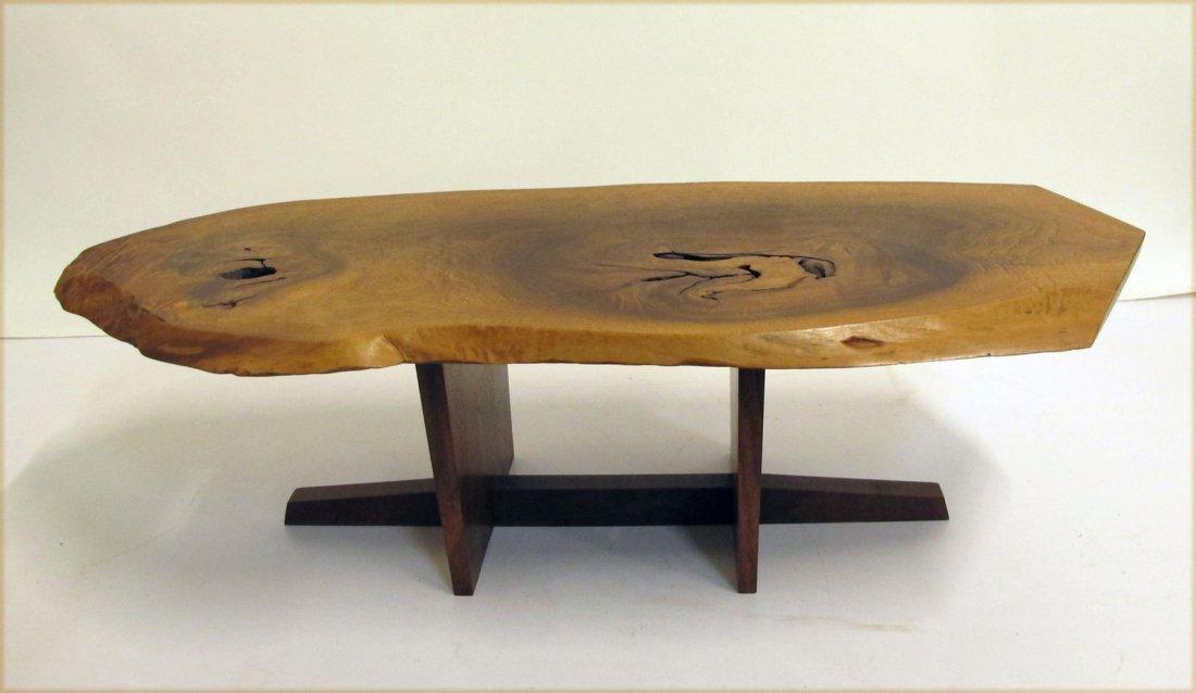 George Nakashima Minguren I Coffee table 1971
