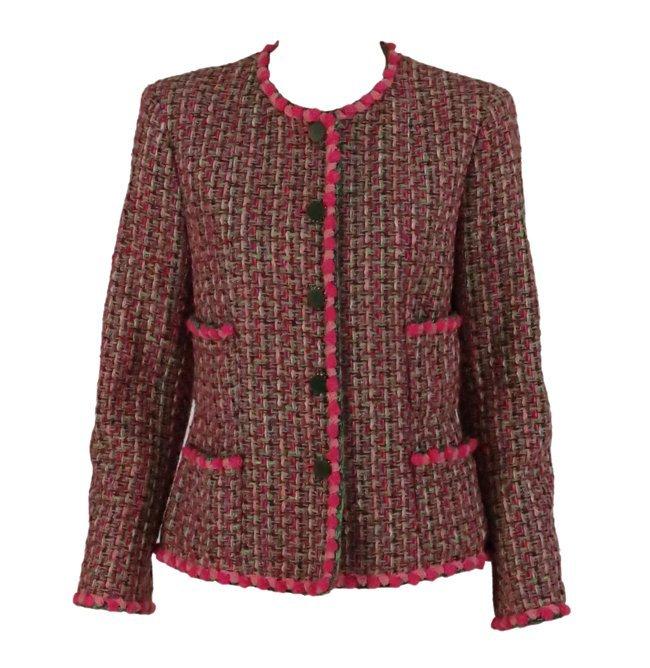 Chanel Tweed Jacket