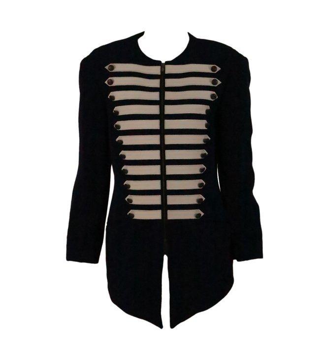 Ozbek Military Style Jacket