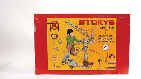 3022: Stokys (Made in Switzerland) Set No.4