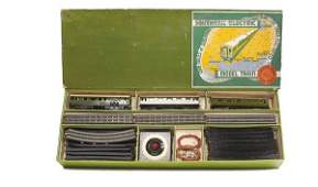3351: Trix Twin Pre-war 14v AC Southern 3-Car EMU