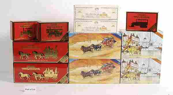Matchbox Models of Yesteryear Special Editions.
