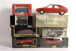 200: Bburago and other 1/18th scale diecast Cars