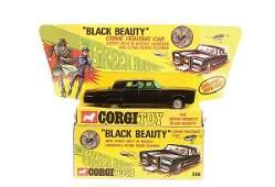"1040: Corgi No.268 ""The Green Hornet"" Black Beauty"