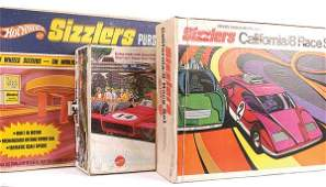 1725 Hot Wheels  3 x Sizzlers Track Sets