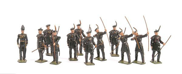 2006: Britains-From Set 2079 - Royal Co' of Archers