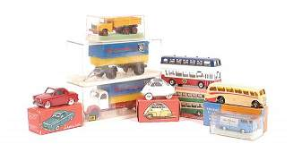 2609: Chico Toys Volvo Covered Truck & Others