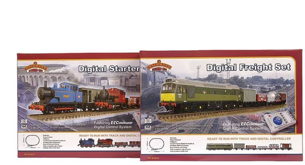 3001: A Pair of Bachmann Digital Train Sets