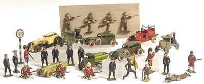 11: Tootsietoy, Johillco and Britains Toys