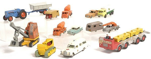 21: Matchbox 1-75 and large models.