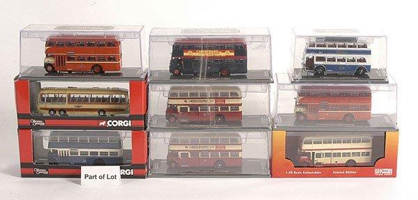 282: Original Omnibus 1/76th diecast Buses & Coaches.