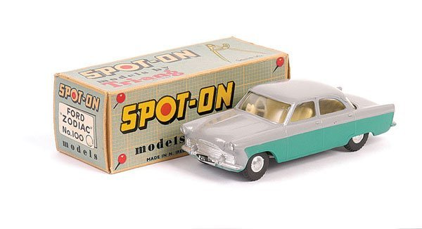 1001: Spot-On No.100 Ford Zodiac