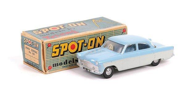 1002: Spot-On No.100 Ford Zodiac