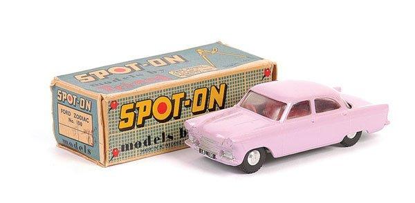1003: Spot-On No.100 Ford Zodiac