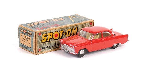 1005: Spot-On No.100 Ford Zodiac