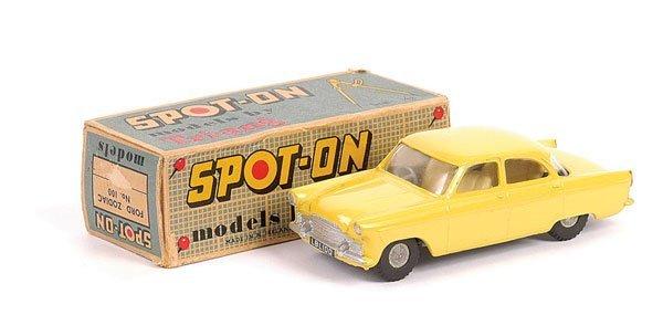 1006: Spot-On No.100 Ford Zodiac