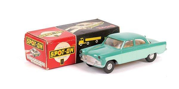 1007: Spot-On No.100SL Ford Zodiac