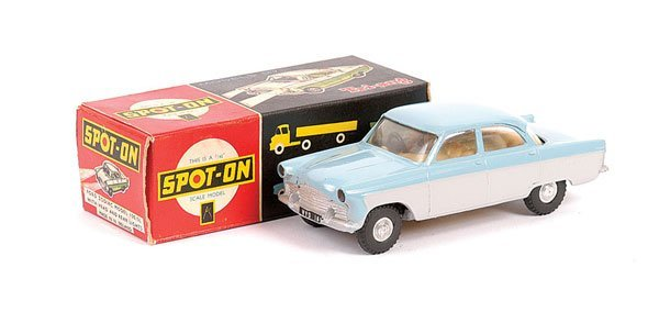 1009: Spot-On No.100SL Ford Zodiac