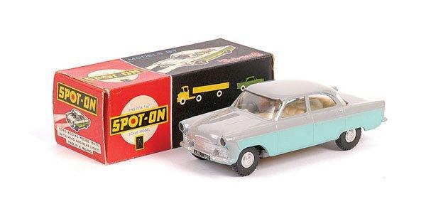 1010: Spot-On No.100SL Ford Zodiac