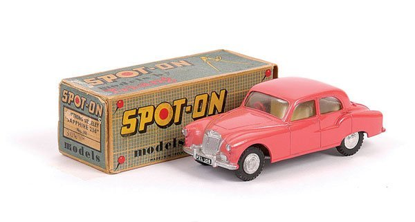 1012: Spot-On No.101 Armstrong Siddeley Sapphire