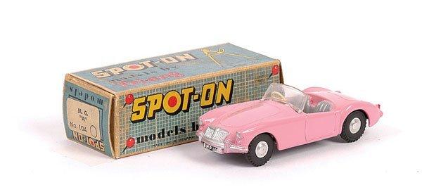 1019: Spot-On No.104 MGA Sports Car