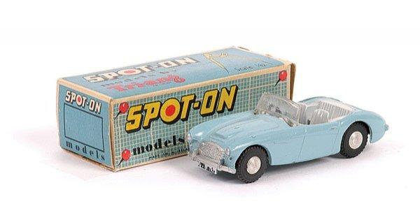 1022: Spot-On No.100 Austin Healey Sports Car