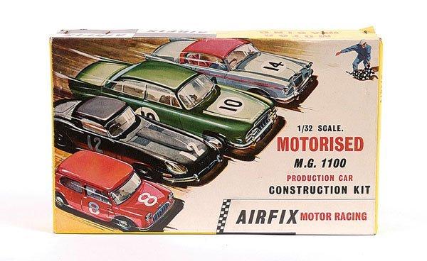 2007: Airfix No.5070/5092 1/32nd MG1100 Slot Car Kit