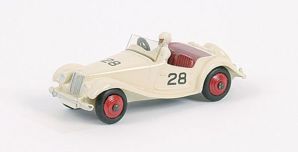 2018: Dinky No.108 MG Midget Competition
