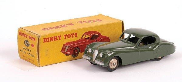 2023: Dinky No.157 Jaguar XK120