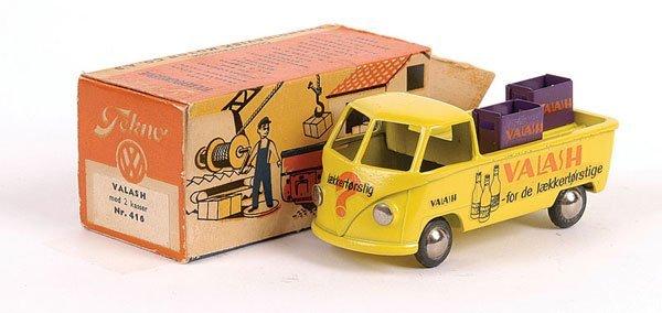 2162: Tekno No.416 VW Transporter Type1 Pick-up Valash