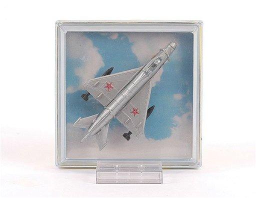 2389: Corgi - No 1304 Mig - 21 P F  Plane