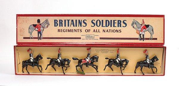 3002: Britains - Set 2 - Royal Horse Guards - 1953