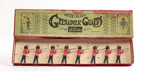 3015: Britains - From Set 34 - Grenadier Guards