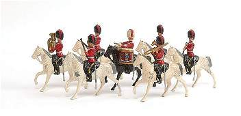 3106 Britains  Set 1721  Band of the Scots Greys