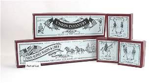 3156 Britains Set 8852  Union Infantry
