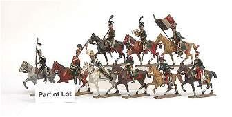 3471: Mignot-Napoleonic Range-Chevau Legers Lanciers