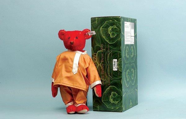 199: Steiff Teddy Bears of Witney Alfonzo replica