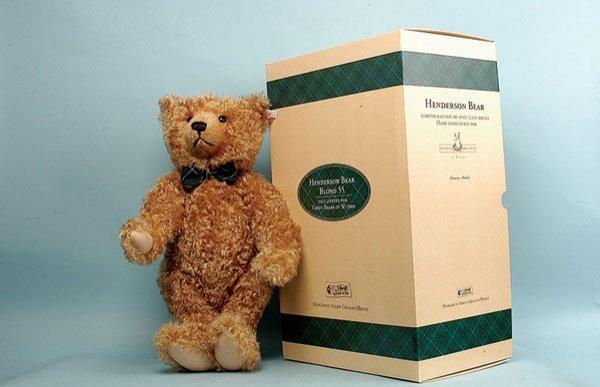 201: Steiff Teddy Bears of Witney Robert Henderson