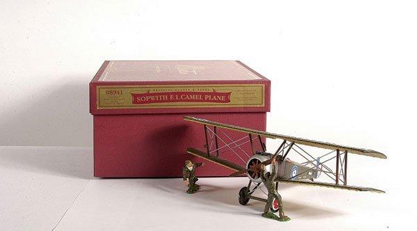 657: Britains Planes & Tanks Sopwith F1 Camel Plane