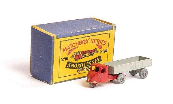 1015: Matchbox No.10a Scammell Scarab Mechanical Horse