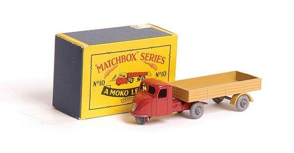 1016: Matchbox No.10b Scammell Scarab Mechanical Horse