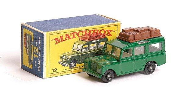 1021: Matchbox No.12c Land Rover Safari